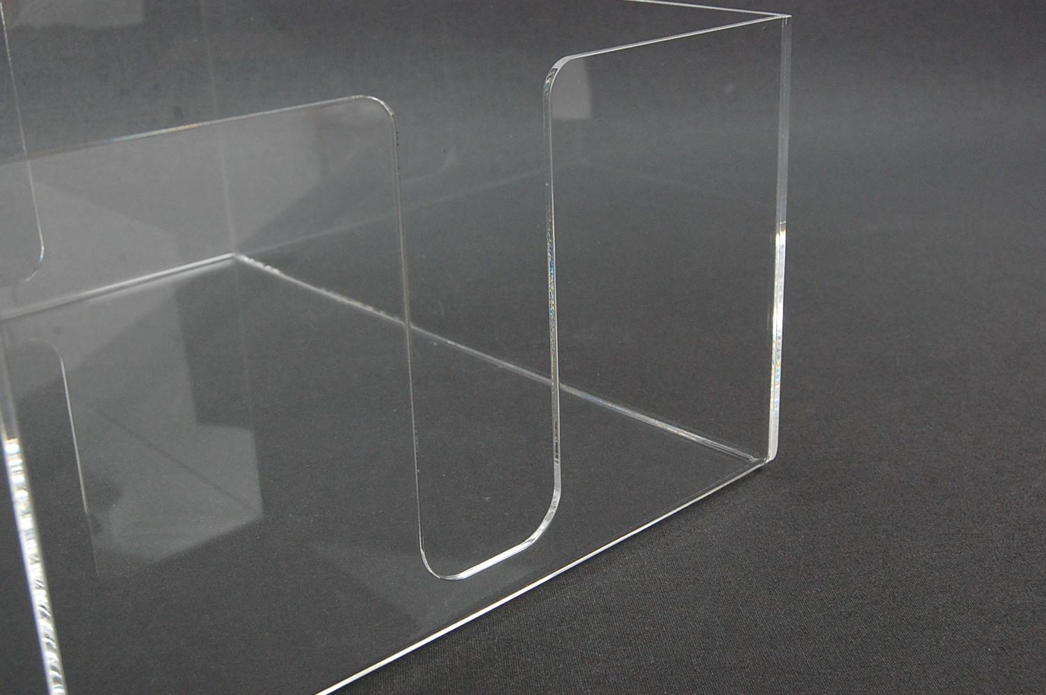 Akryl kasser ikea